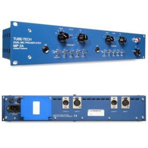 Tube-Tech MP2A preamplificador