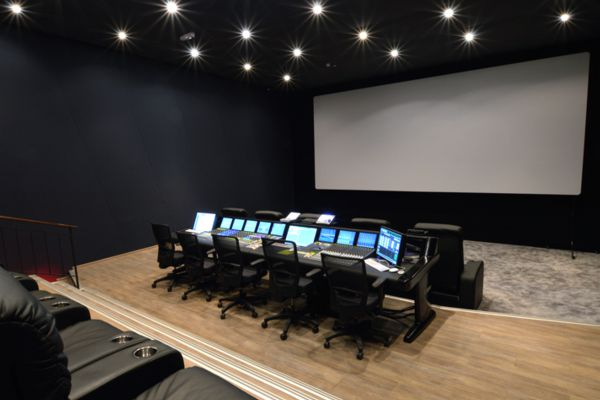 Recording studio design philip newell