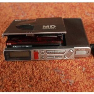 Sony MD Walkman MZ-R37