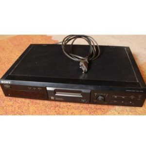 Sony Minidisc Deck MSD-JE330