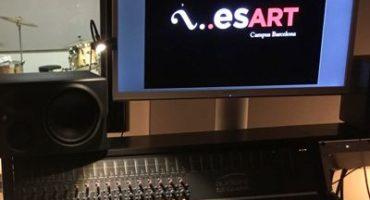 Otra consola Audient ASP4816 en España