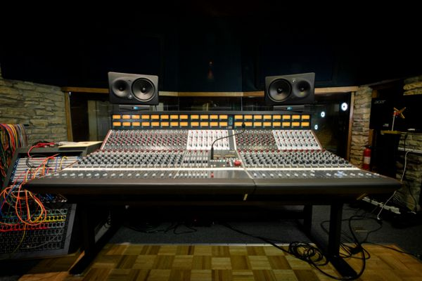 willie nelson studio consala de audio 3