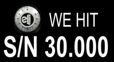 30.000 Distressor vendidos en todo el mundo!!!