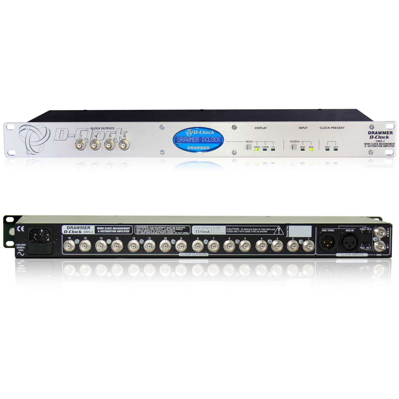 Burl Audio Bclk For B80 B16 Reflexion Arts The Video Distribution Amplifier Drawmer Dms 2 D Clock