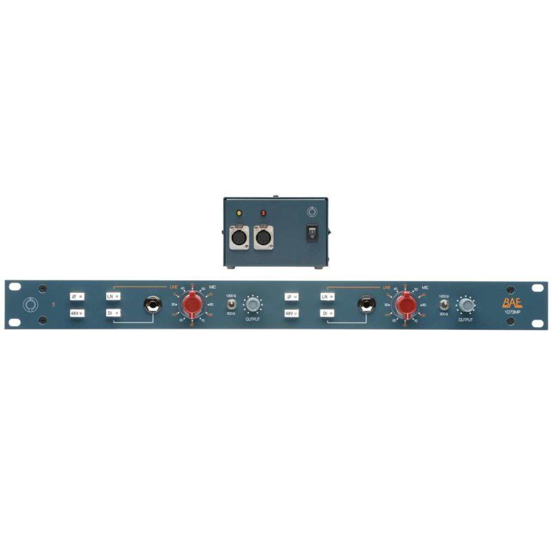 BAE 1073MP Dual WPS
