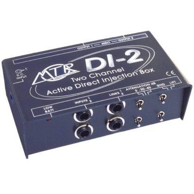 MTR DI-2 active DI