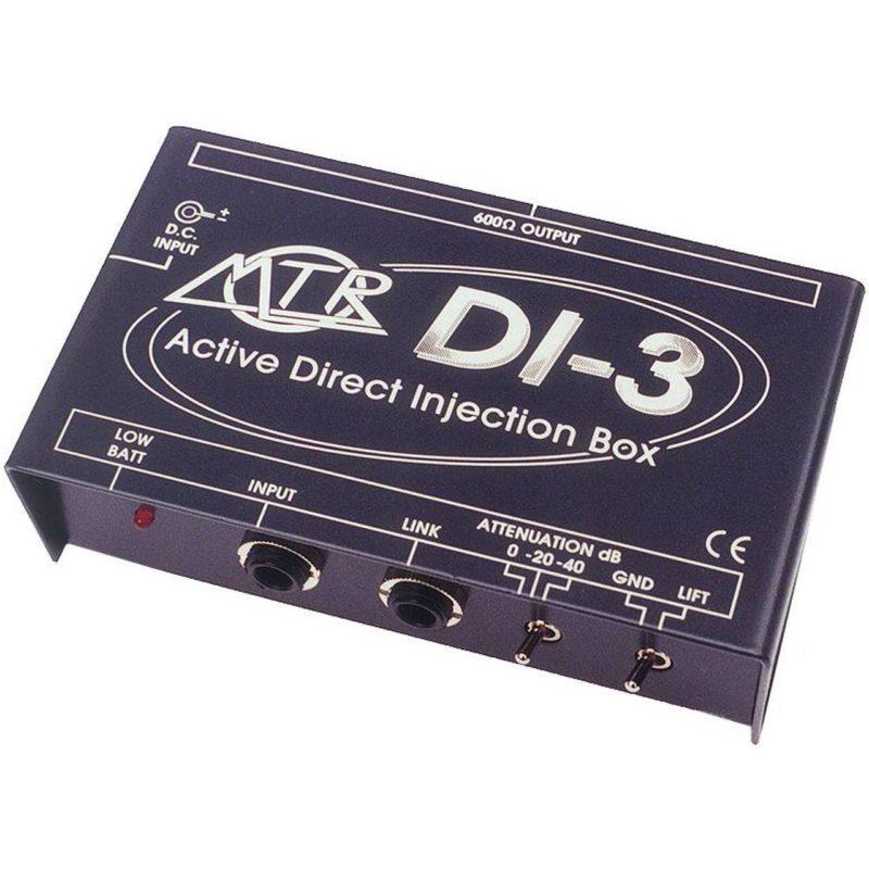 MTR DI-3 active DI