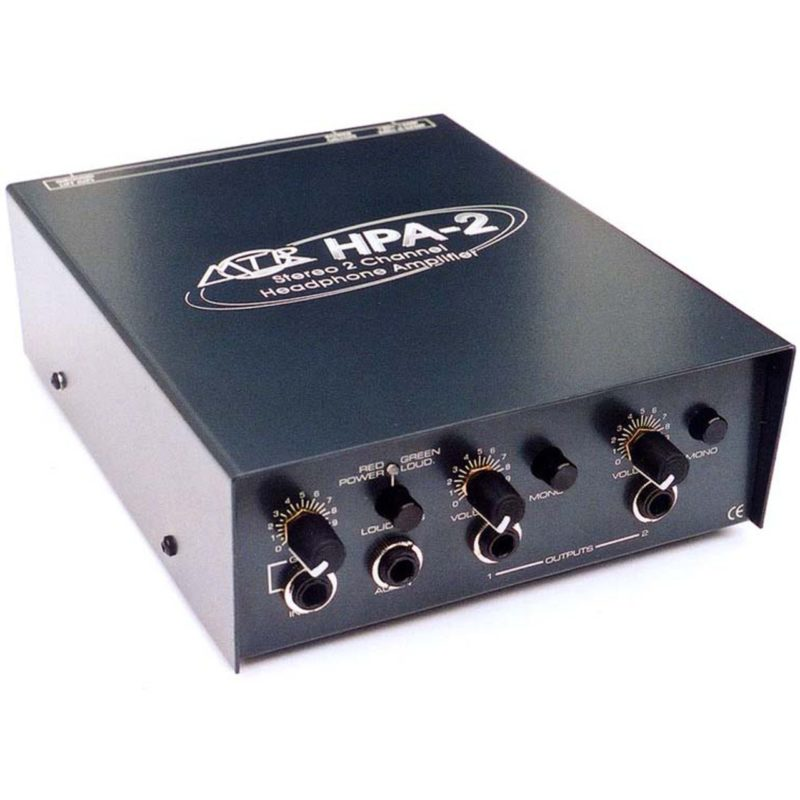 MTR HPA-2 MKII headphone amp