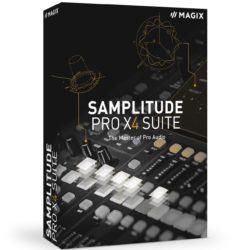 Samplitude Pro X4 Suite