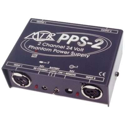 MTR PPS-2 phantom psu