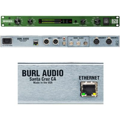 Burl Audio B2 Bomber DAC Dante