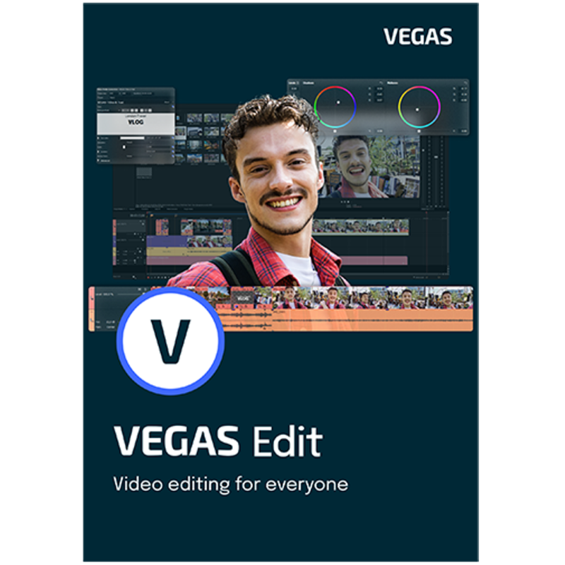 Magix Vegas Edit 19