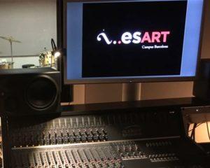 ESART consola audient asp4816