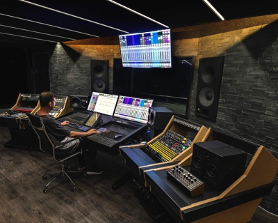 Métrica Recording Studio, new studio in Ibiza