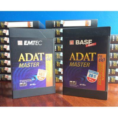 EMTEC ADAT Tapes