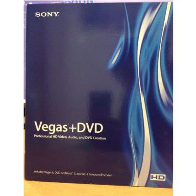 Sony Vegas + DVD