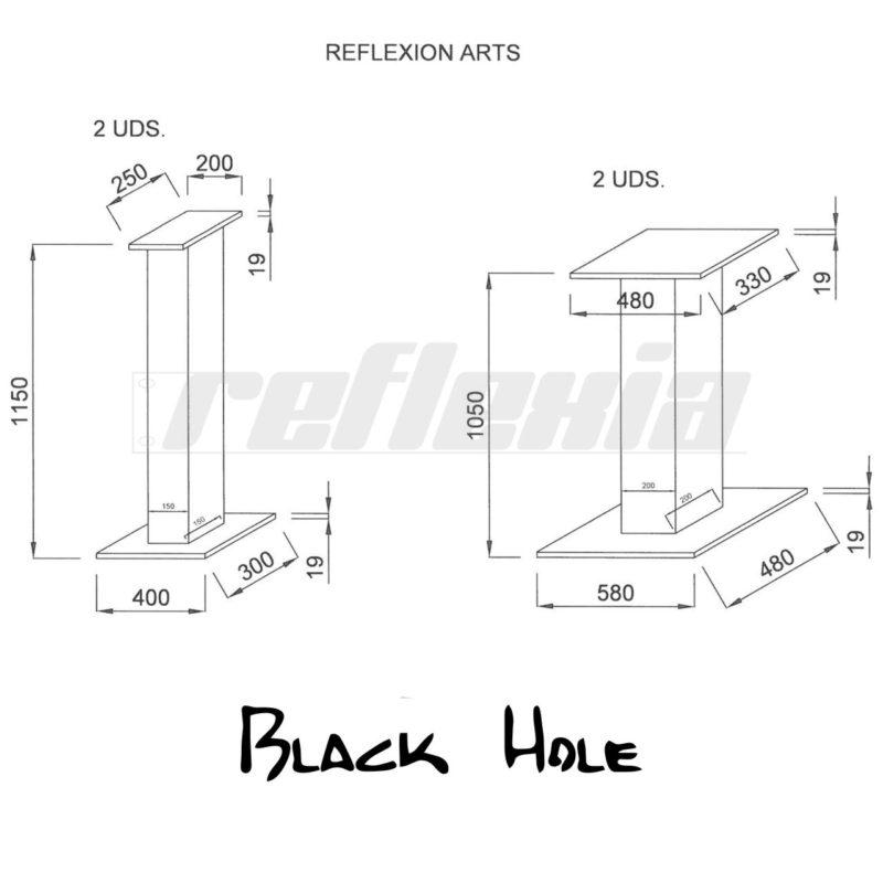 Reflexia Black Hole