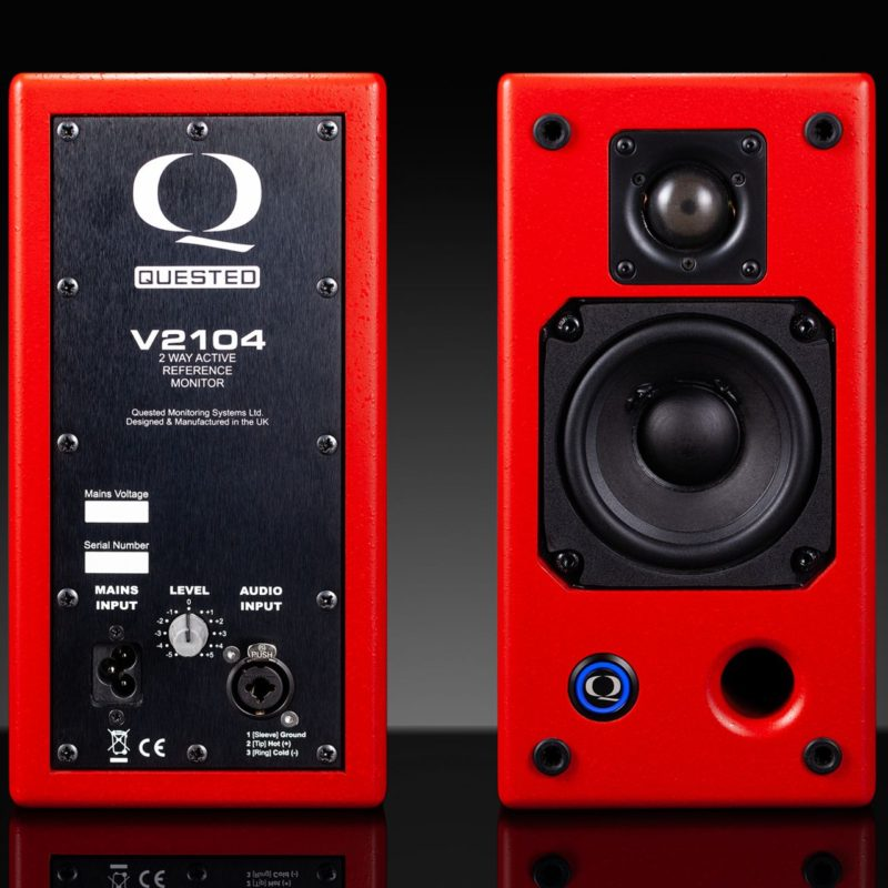 Quested V2104 Mini Redz