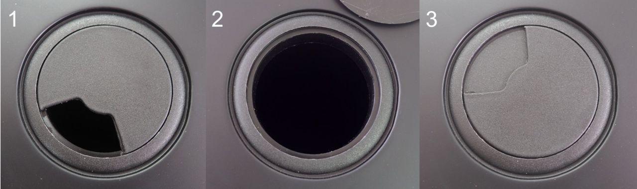 Reflexia agujero