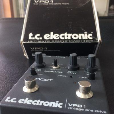 Tc electronic vpd