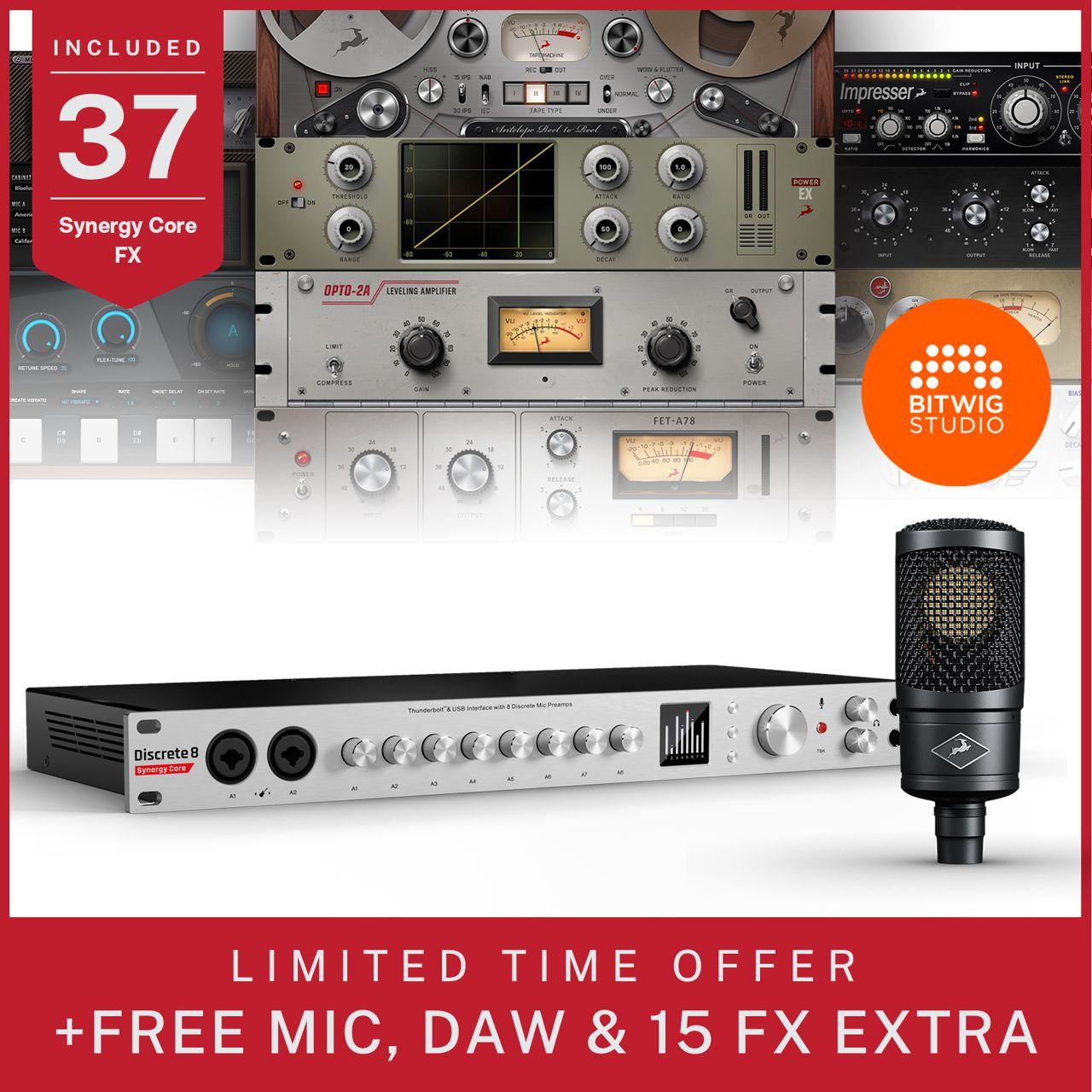 Antelope Audio Distrete 8