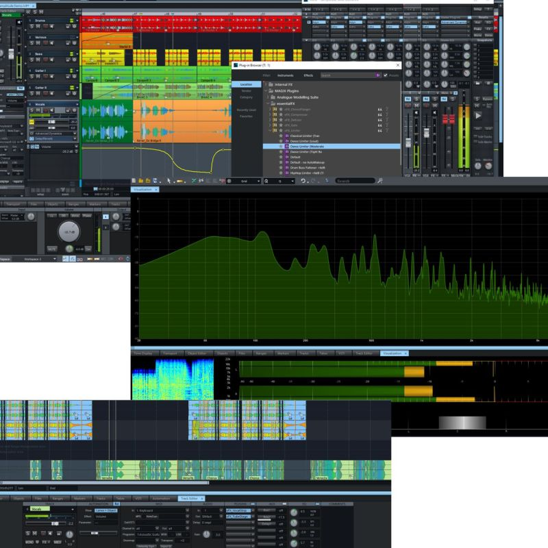 Samplitude Pro X6 2