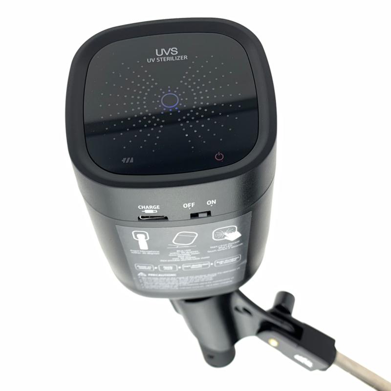 Micker Pro Microphone Sterilizer UVS-01 esterilizador de micrófonos