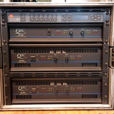 QSC MX3000a