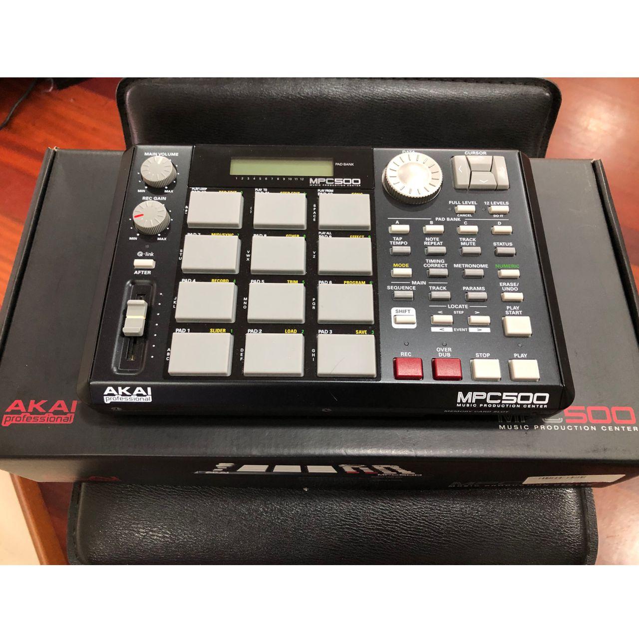 Akai MPC500